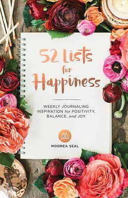 Picture of 52 Lists for Happiness