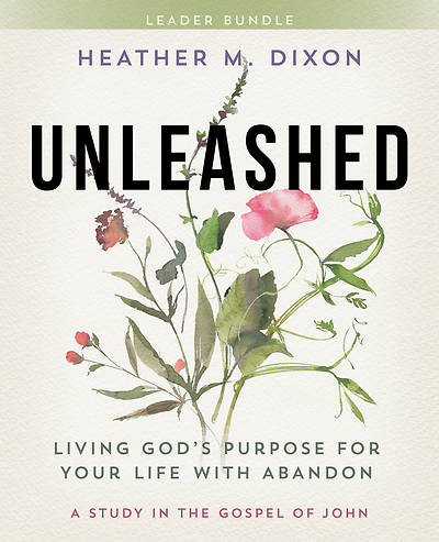 Picture of Unleashed - Women's Bible Study Leader Bundle
