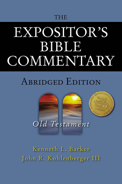 Picture of The Expositor's Bible Commentary--Abridged Edition