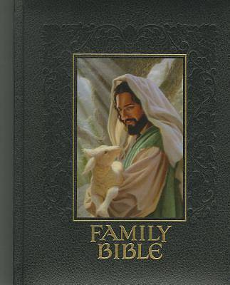 The Keepsake Family Bible