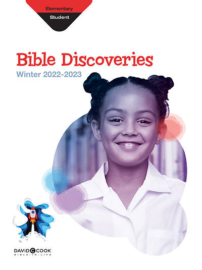 Bible-in-Life Elementary Bible Discoveries Winter
