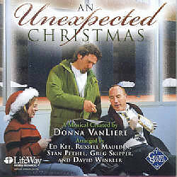 An Unexpected Christmas - Listening CD