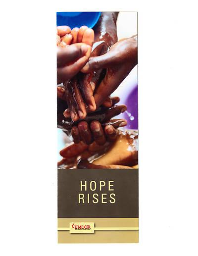 Hope Rises UMCOR Brochure