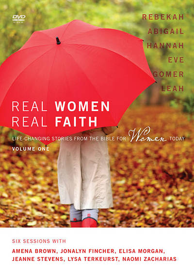 Real Women, Real Faith Volume 1 DVD