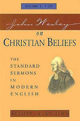 Picture of John Wesley on Christian Beliefs Volume 1