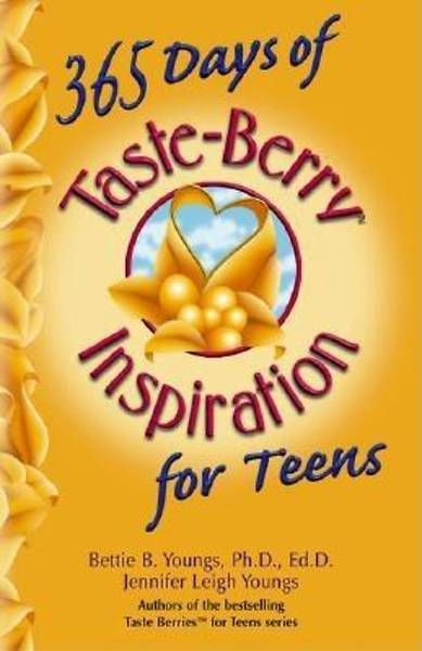 365 Days of Taste-Berry Inspiration for Teens