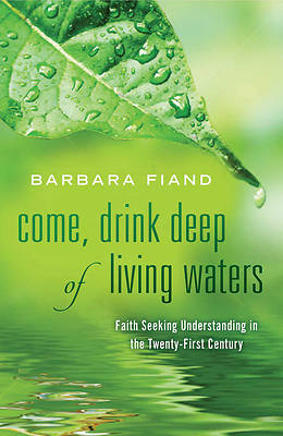 Picture of Come, Drink Deep of Living Waters