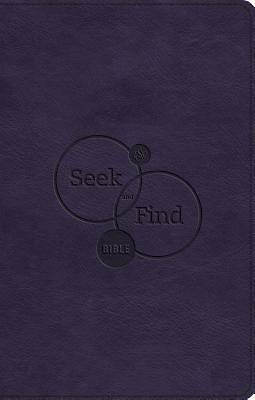 ESV Seek and Find Bible (Trutone B)