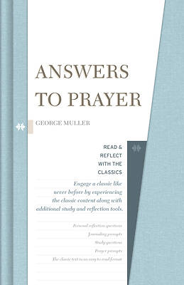 Picture of Answers to Prayer