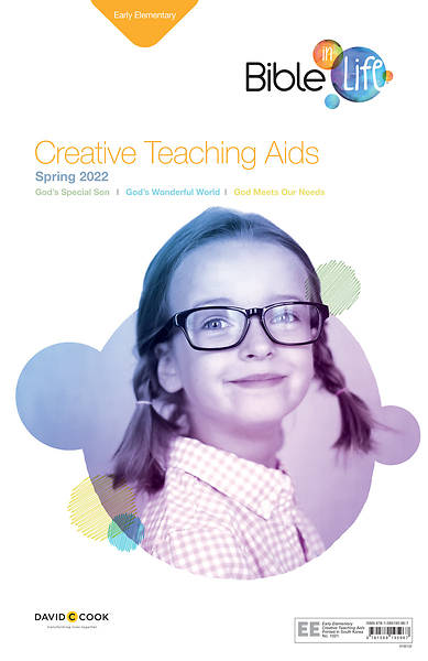 Bible in Life Early Elementary Creative Teaching Aids Spring