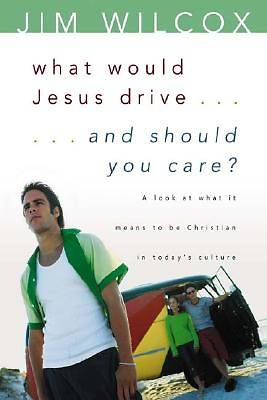 What Would Jesus Drive...and Should You Care?