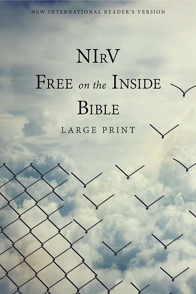 NIRV, Free on the Inside Bible, Large Print, Paperback
