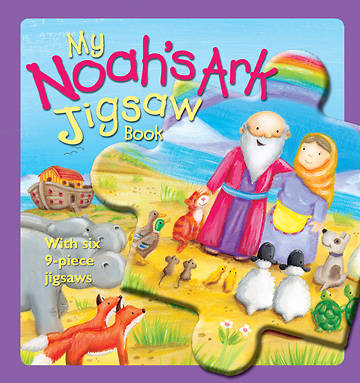 My Noahs Ark Jigsaw Book