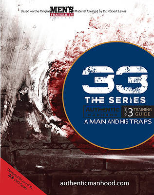Picture of 33 the Series - A Man and His Traps [Vol 3] (Member Book)