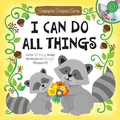 I Can Do All Things [With Music CD]