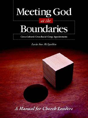 Meeting God at the Boundaries - A Manual for Church Leaders