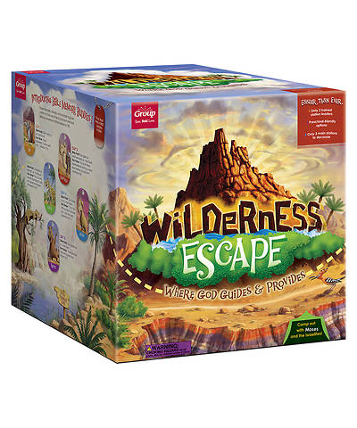 Vacation Bible School (VBS 2020) Wilderness Escape Ultimate Starter Kit
