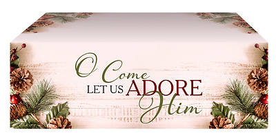 Picture of Let Us Adore Him Altar Frontal
