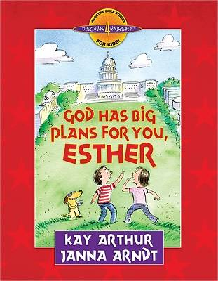 Picture of God Has Big Plans for You, Esther