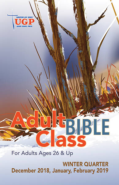 Picture of Union Gospel Adult Bible Class Winter 2018-19