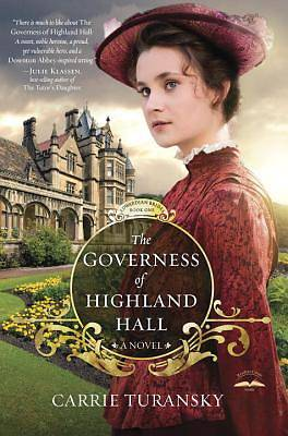 Picture of The Governess of Highland Hall ( Edwardian Brides )