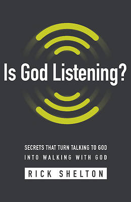 Picture of Is God Listening?
