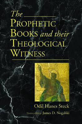 Picture of Prophetic Books and their Theological Witness