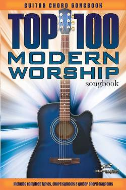 Picture of Top 100 Modern Worship Guitar Songbook