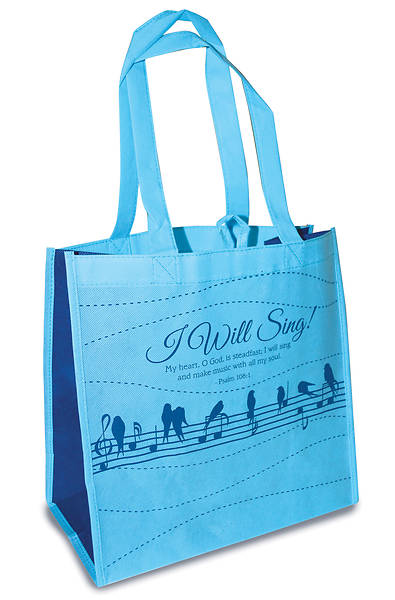 I Will Sing Eco Tote Bag