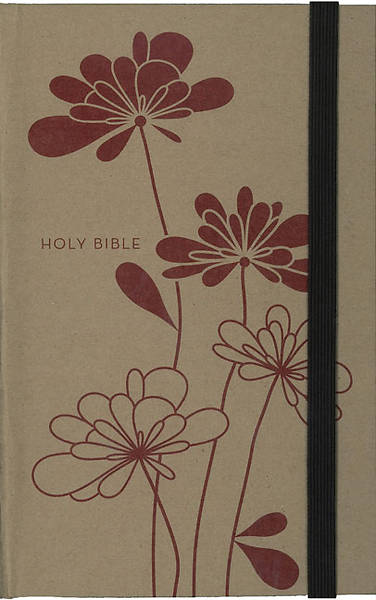 New International Version Thinline Craft Collection Bible