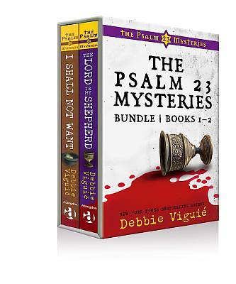 The Psalm 23 Mysteries Bundle, The Lord is My Shepherd & I Shall Not Want - eBook [ePub]