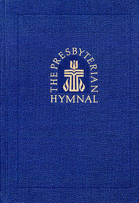 Presbyterian Hymnal Pew Edition White Edged Pages