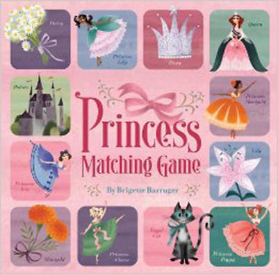 Picture of Princess Matching Game