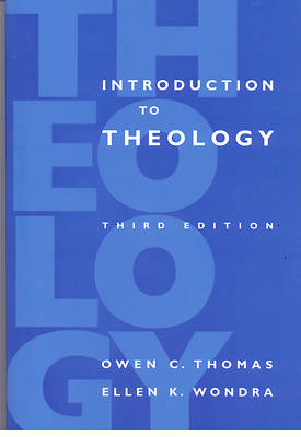 Introduction to Theology Third Edition