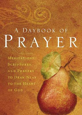 Picture of A Daybook of Prayer