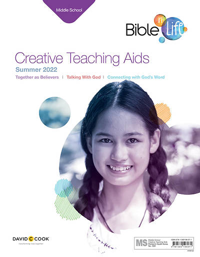 Bible-In-Life Middle School Creative Teaching Aids SummerSummer