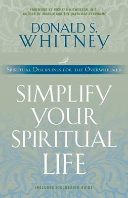 Simplify Your Spiritual Life [ePub Ebook]