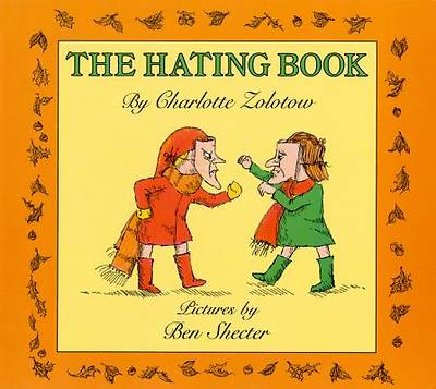 Picture of The Hating Book