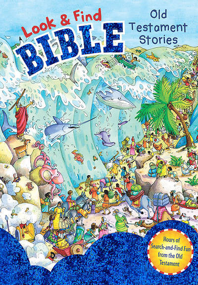 Picture of Look and Find Bible