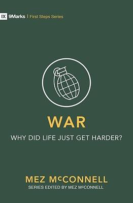 Picture of War - Why Did Life Just Get Harder?