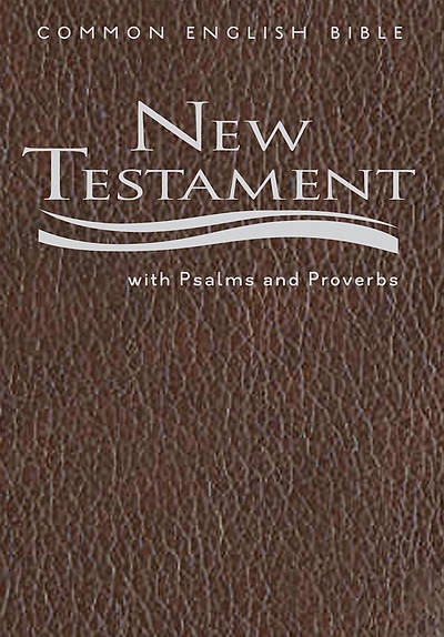 CEB Common English Bible Pocket New Testament with Psalms and Proverbs