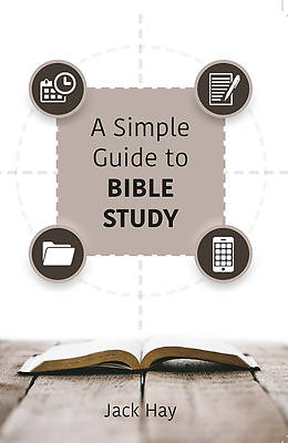 Picture of A Simple Guide to Bible Study