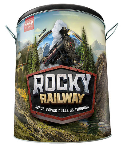 Picture of Vacation Bible School (VBS 2020) Rocky Railway Ultimate Starter Kit