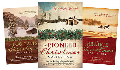 Picture of Christmas Fiction Gift Set - Three Books