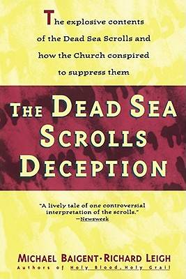 Picture of The Dead Sea Scrolls Deception