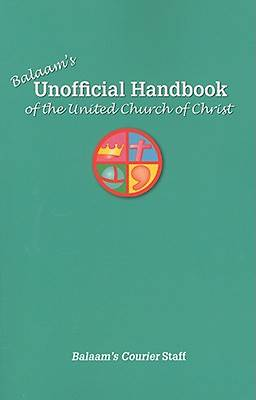 Picture of Balaam's Unofficial Handbook of the United Church of Christ