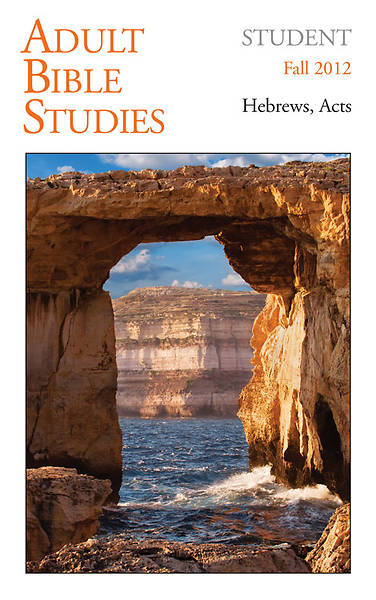 Adult Bible Studies Student Book Fall 2012 - Regular Print Edition