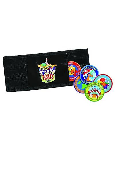 Vacation Bible School 2013 Everywhere Fun Fair Pkg 12 Treasure Cuff VBS
