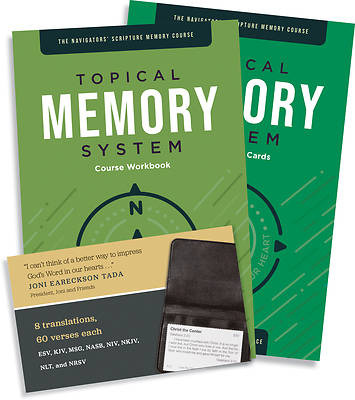 Picture of Topical Memory System - Hide God's Word in Your Heart