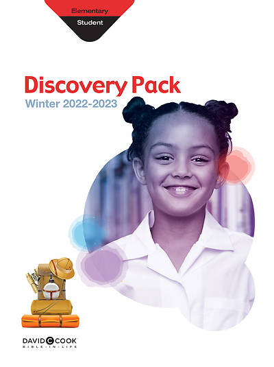 Bible-in-Life Elementary Discovery Pack Winter